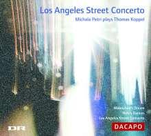 """Herman David Koppel (1908-1998): Blockflötenkonzert """"Moonchild's Dream"""", CD"""