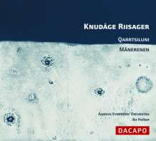 Knudage Riisager (1897-1974): Orchesterwerke, CD