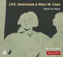 Johan Peter Emilius Hartmann (1805-1900): Orgelsonate op.58, CD