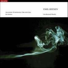 Emil Reesen (1887-1964): Orchesterwerke, CD
