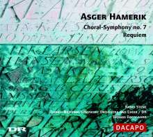 "Asger Hamerik (1843-1923): Symphonie Nr.7 ""Choralsymphonie"", CD"