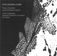 Poul Rovsing Olsen (1922-1982): Klavierkonzert op.31, CD