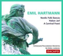 Emil Hartmann (1836-1898): Nordic Folk Dances, CD