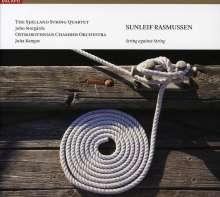 """Sunleif Rasmussen (geb. 1961): Violinkonzert Nr.1 """"Songs Of Seasons"""", CD"""