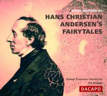Odense Symphony Orchestra - Hans Christian Andersen's Fairytales, CD