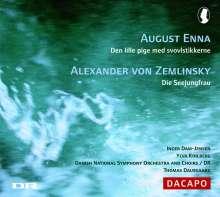 Alexander von Zemlinsky (1871-1942): Die Seejungfrau, CD
