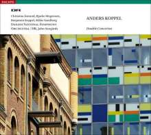 Anders Koppel (geb. 1947): Konzert für Violine, Akkordeon & Orchester, CD