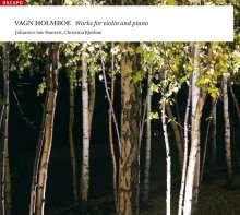 Vagn Holmboe (1909-1996): Werke für Violine & Klavier, CD