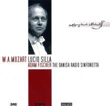 Wolfgang Amadeus Mozart (1756-1791): Lucio Silla, 3 CDs