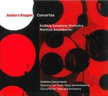 Anders Koppel (geb. 1947): Sinfonia Concertante, CD