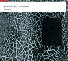 Per Nörgard (geb. 1932): Klavierwerke, CD