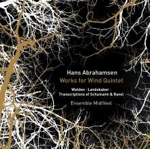 Hans Abrahamsen (geb. 1952): Kammermusik für Bläserquintett, CD