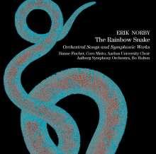 Erik Norby (geb. 1936): Regnbueslangen (The Rainbow Snake), CD