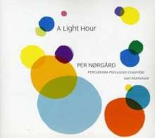 Per Nörgard (geb. 1932): A Light Hour, CD