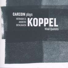 Carion plays Koppel, CD