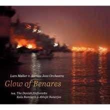 Aarhus Jazz Orchestra & The Danish Sinfonietta (Randers Kammerorkester): Glow Of Benares, CD