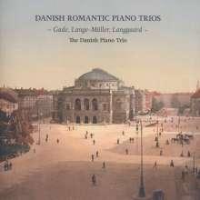 Danish Piano Trio - Danish Romantic Piano Trios, CD