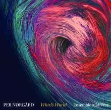 Per Nörgard (geb. 1932): Whirl's World für Bläserquintett, CD