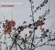 Mathias Hedegaard - Love Songs, CD