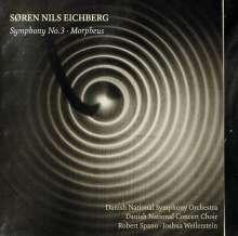 Sören Nils Eichberg (geb. 1973): Symphonien Nr.3, CD
