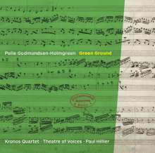 "Pelle Gudmundsen-Holmgreen (1932-2016): Kammermusik ""Green Ground"", CD"