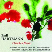 Emil Hartmann (1836-1898): Kammermusik, CD