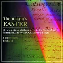 Musica Ficta - Thomisson's Easter, CD