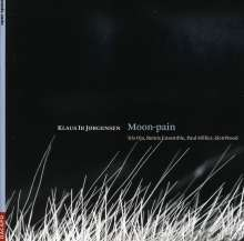 Klaus Ib Jörgensen (geb. 1967): Moon-pain, CD