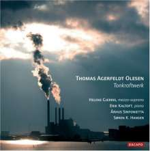 Thomas Agerfeldt Olesen (20.Jh.): All as One, CD