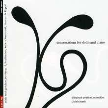 Conversations for Violine & Piano, CD