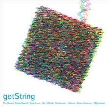 Silesian String Quartet - Get String, CD
