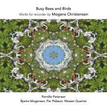 Mogens Christensen (geb. 1955): Werke für Blockflöte, CD