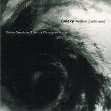 Anders Brodsgaard (geb. 1955): Galaxy, CD