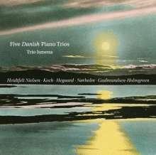 Trio Ismena - Five Danish Piano Trios, CD