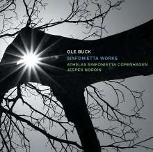 Ole Buck (geb. 1945): Sinfonietta Works, CD