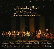 Michala Petri & Kremerata Baltica - 50th Birthday Concert, CD