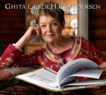 Ghita Laeser H.C.Andersen, CD