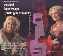 Axel Borup-Jörgensen (1924-2012): Kammermusik für Blockflöte, CD