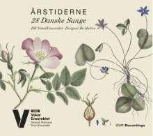 The Four Seasons - 28 Danish Songs, CD