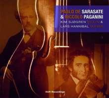 Pablo de Sarasate (1844-1908): Carmen-Fantasie für Violine & Gitarre, CD