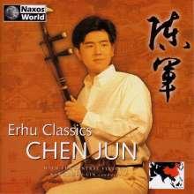 China - Chen Jun: Erhu Classics, CD