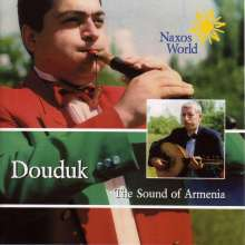 Armenia: Douduk-The Sound Of Armenia, CD