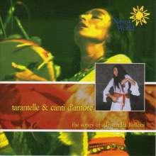 Alessandra Belloni: Tarantelle & Canti D'Amore, CD