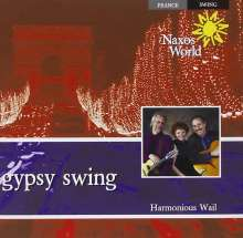 Harmonious Wail: Gypsy Swing, CD