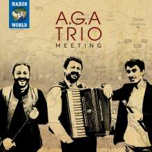 A.G.A Trio: Meeting, CD