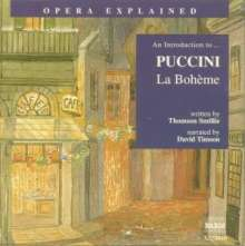 David Timson: Introd'n To Puccini:La, CD