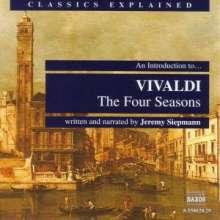 Classics Explained:Vivaldi,Die vier Jahreszeiten, 2 CDs