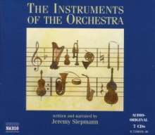 The Instruments of the Orchestra, 7 CDs