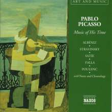 Art and Music: Picasso, CD