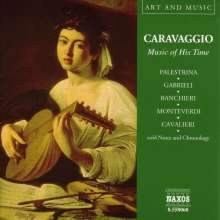 Caravaggio - Music of His Time, CD